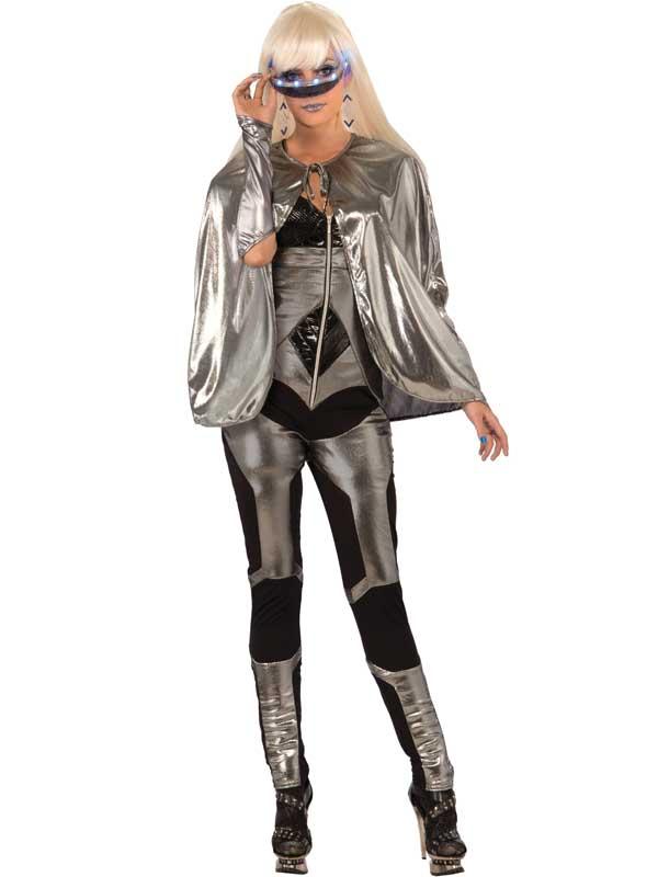 Fantasy Cape Silver