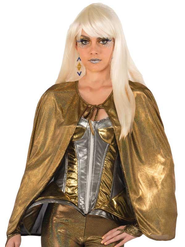 Fantasy Cape Gold