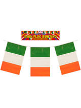Republic Ireland Eire Bunting With PVC Flags