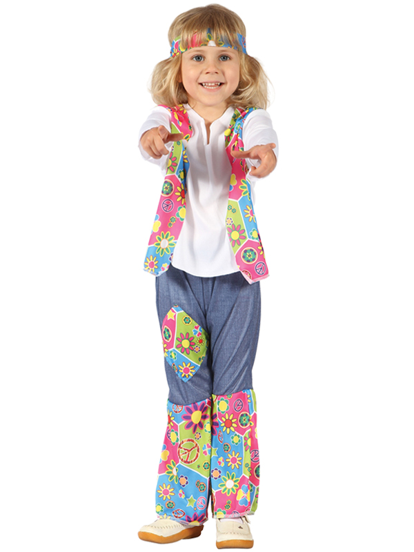 Child Hippy Costume