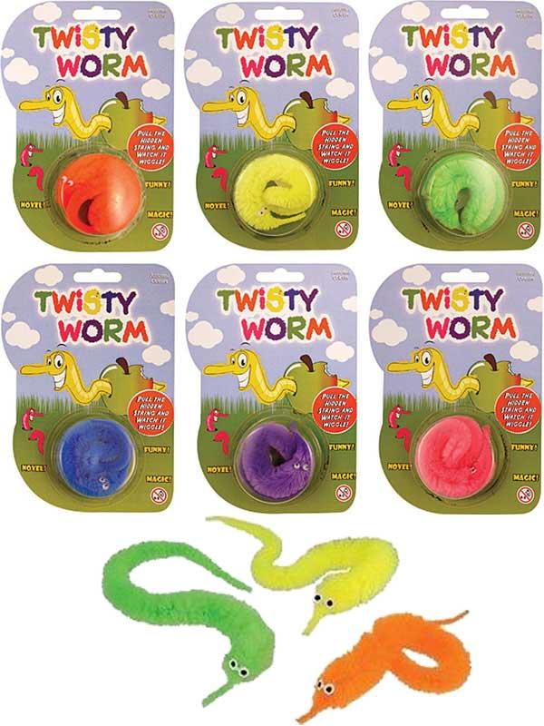Twisty Worm