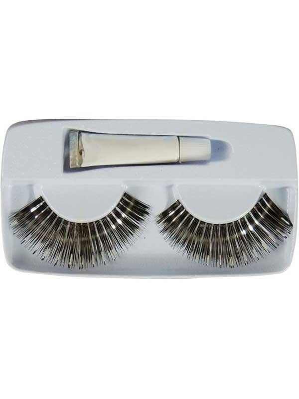 Eyelashes (Silver)