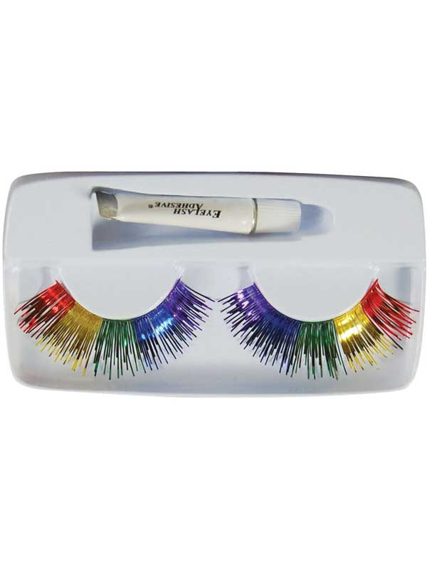 Eyelashes (Rainbow)