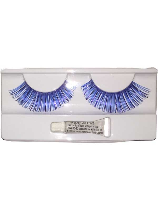 Eyelashes (Blue)