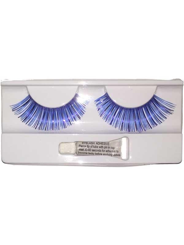 Eyelashes (Blue)