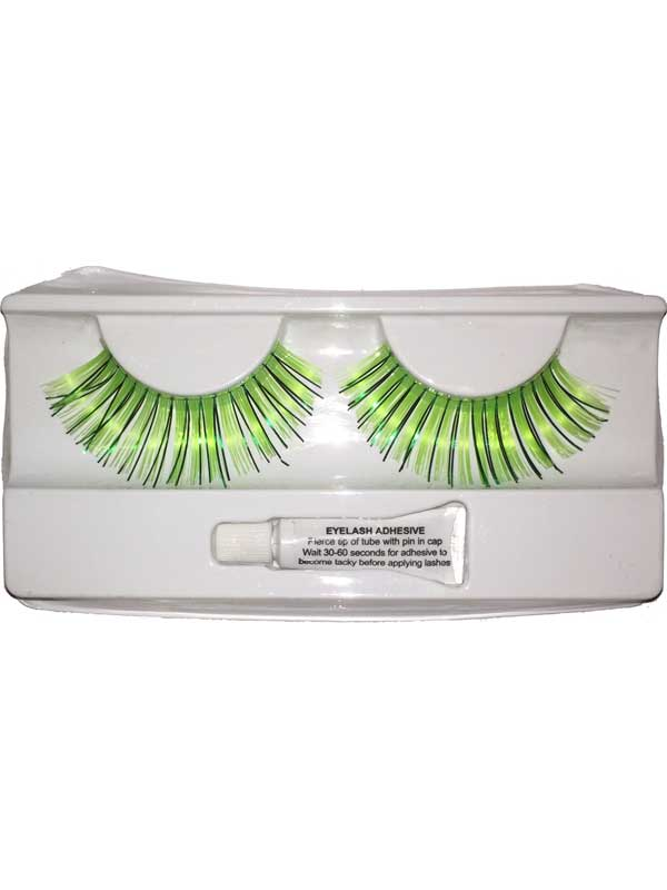 Eyelashes (Green)