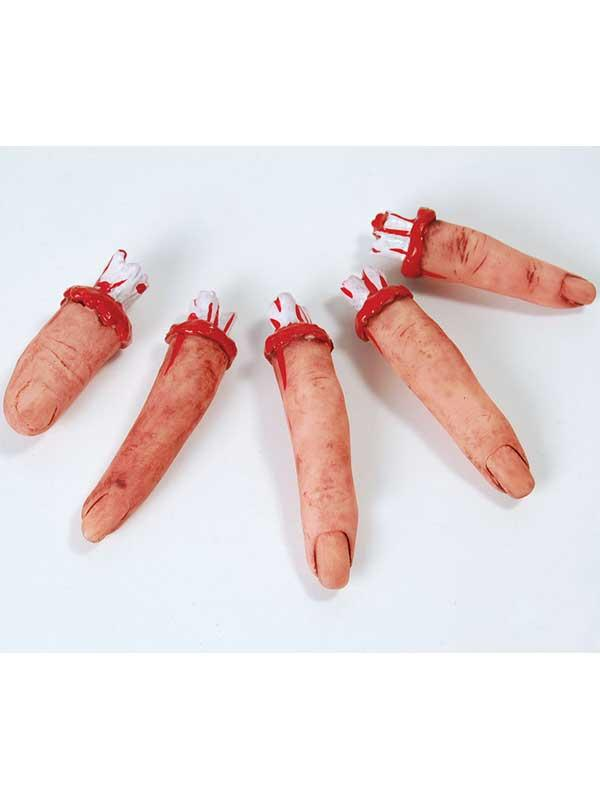Realistic Bloody Fingers