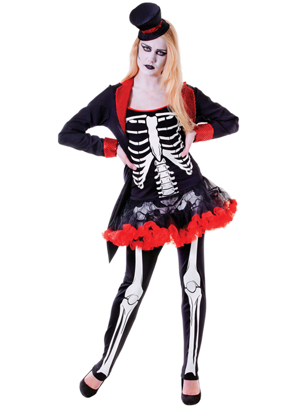 Mrs Bone Jangles Costume