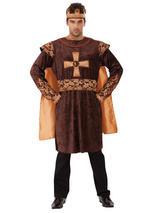 Golden King Costume