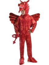 Child Red Dragon Costume