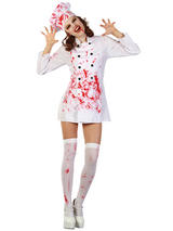 Bloody Chef Female Costume