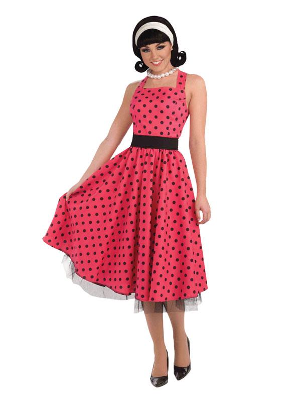 Pretty In Polkadots Dress