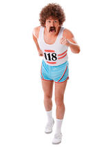 Running Vest + Short Costume