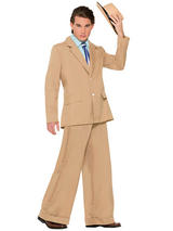 Gold Coast Gentleman Suit Costume