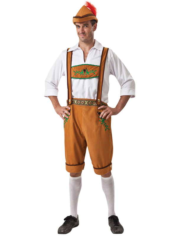 German Country Man Costume