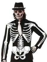 Skeleton Jacket Costume