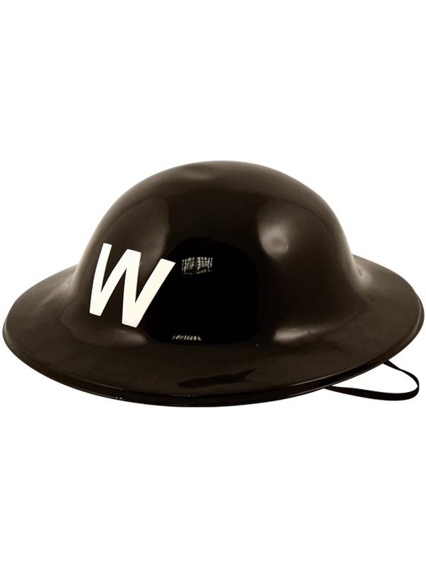 Helmet Warden Plastic One Size
