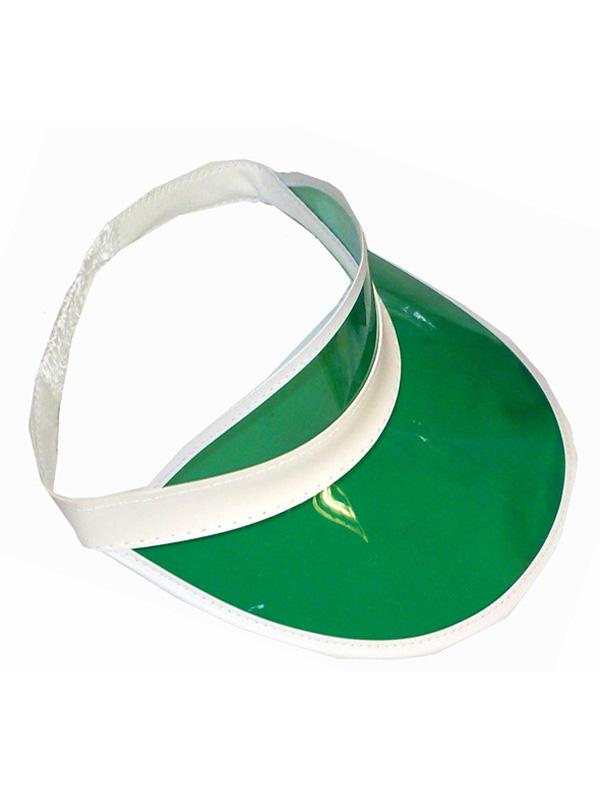 Adult Hat Visor Green