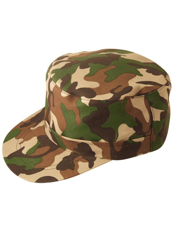 Adult Cap Camouflage