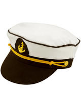 Adult Captain Sailor Hat