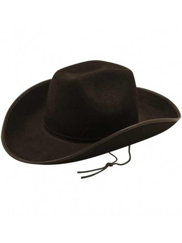 Adult Cowboy Hat (Black)