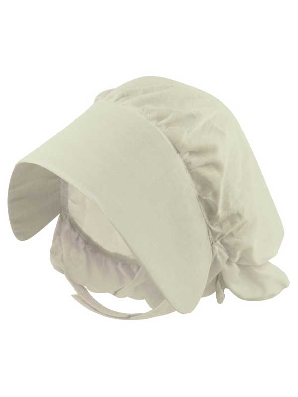 Child Girls Victorian Bonnet Hat