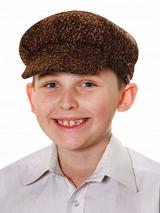 Child Victorian Flat Cap Hat