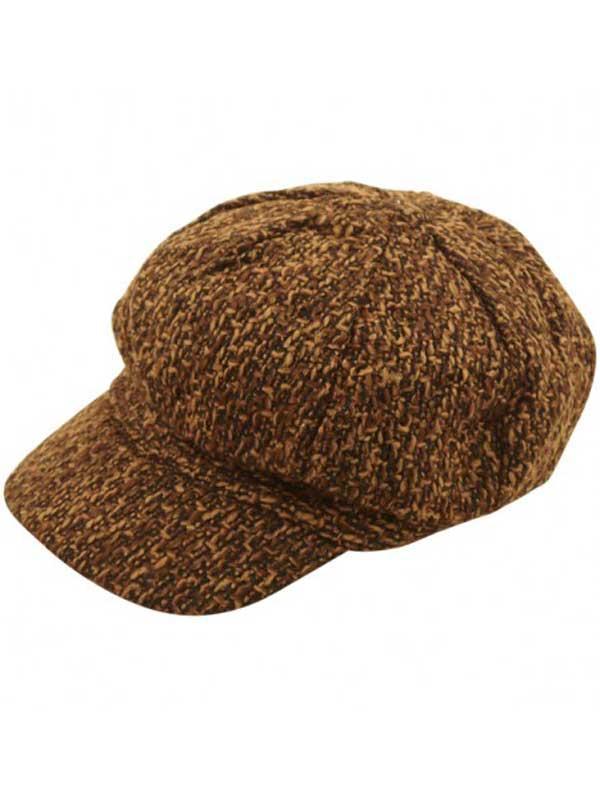 Adult Victorian Flat Cap Hat Thumbnail 2