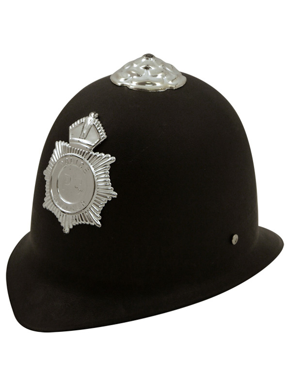 Child Hat Police Helmet