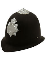 Child Hat Police Helmet