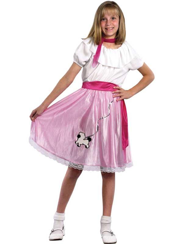 Child Teeny Bopper Costume