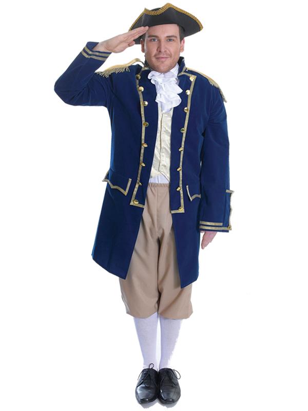 Admiral Of The Fleet Costume