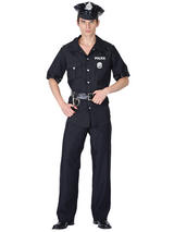 USA Policeman Costume
