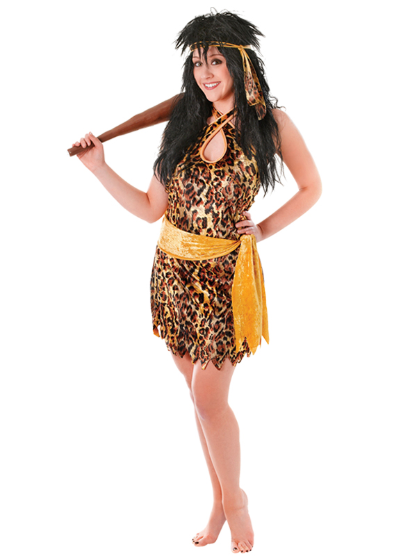 Cave Beauty Costume