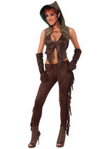 Medieval Elf Hunter Costume