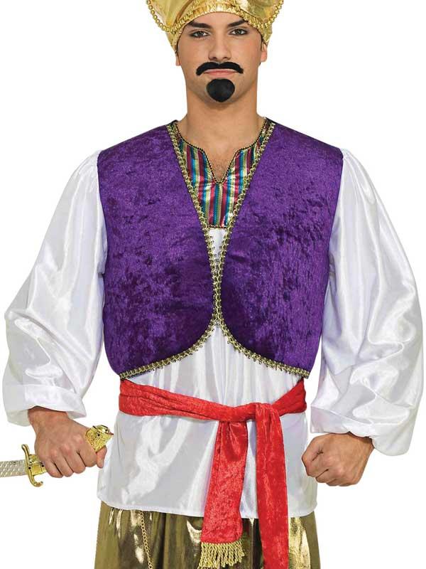 Desert Prince Shirt & Vest