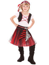 Child Punky Pirate Costume