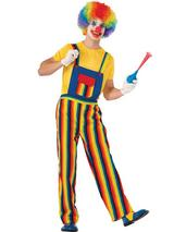 Stripes The Clown Costume