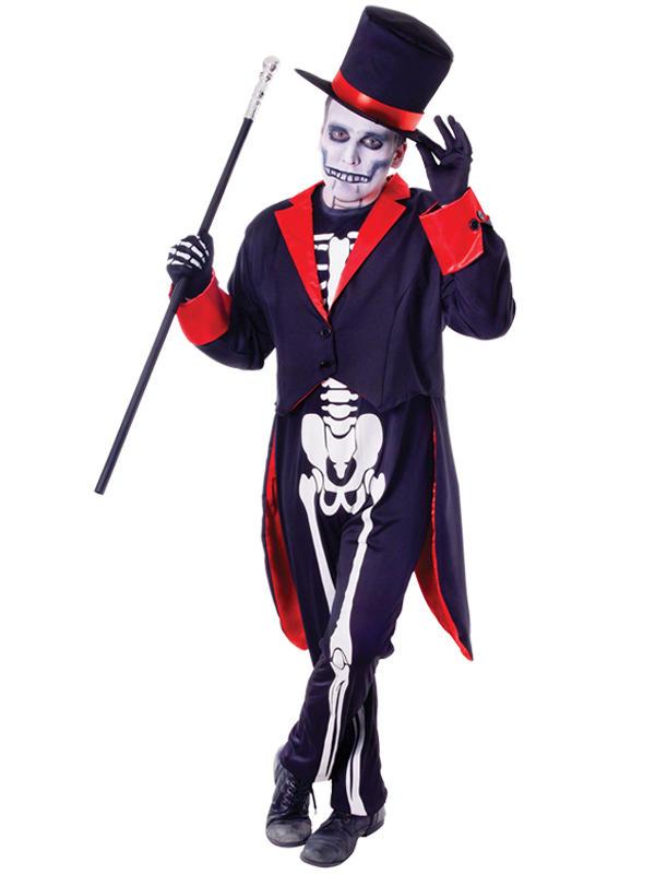 Mr Bone Jangles Costume