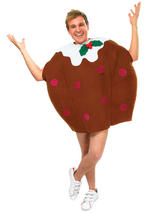 Pudding Costume