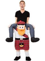 Piggy Back Scotsman Costume