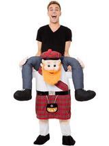 Piggy Back Scotsman Costume