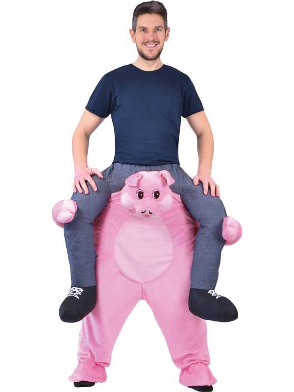 Piggy Back Pig Costume