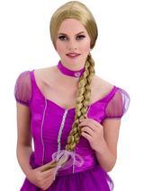 Adult Ladies Sweet Princess Wig Blonde