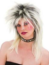 Adult Rocker Wig Blonde
