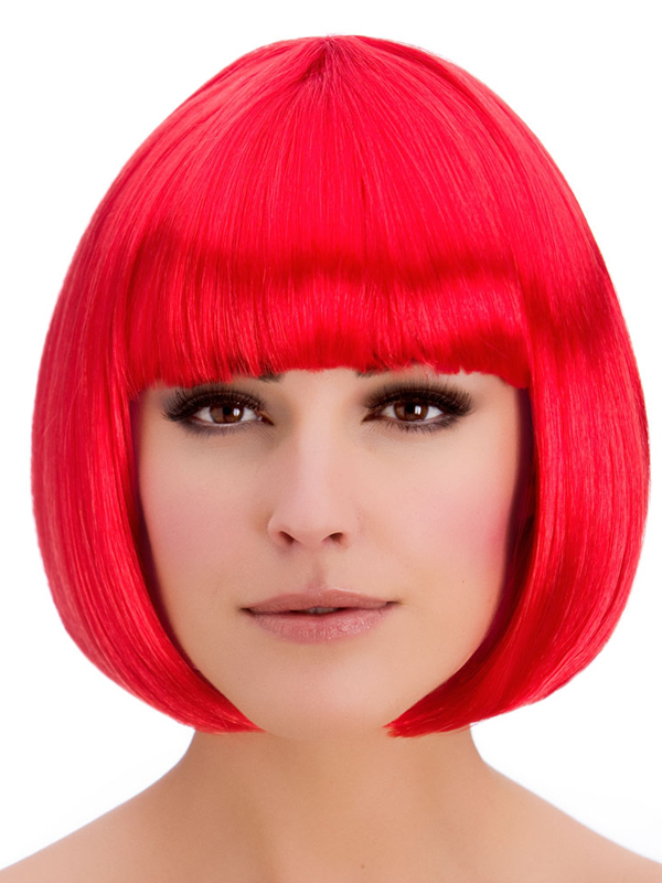 Adult Ladies Diva Red Wig