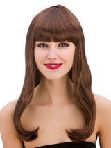 Adult Ladies Fantasy Wig Brown