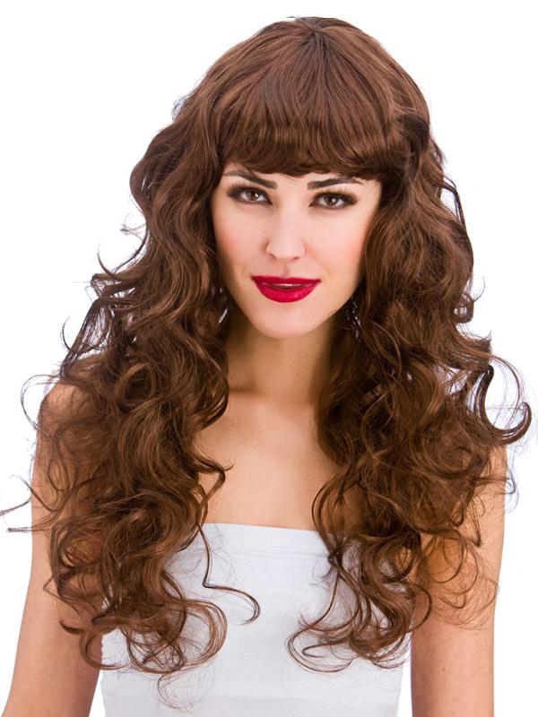 Adult Ladies Foxy Brown Wig
