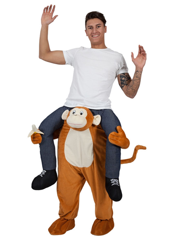 Carry Me® Cheeky Monkey Costume