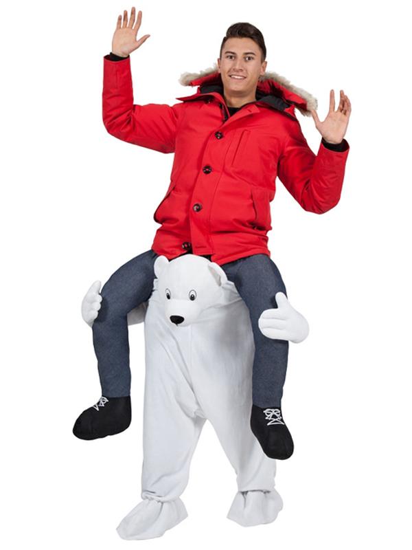 Carry Me® Polar Bear Costume